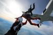 Fallschirm Erstabsprung-Schnupperkurs Solo-Sprung Freitag 1