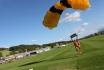 Fallschirm Erstabsprung-Schnupperkurs Solo-Sprung Freitag 3