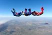 Fallschirm Erstabsprung-Schnupperkurs Solo-Sprung Freitag 4