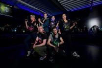 Lasertag in Zürich - für Kinder bis 16 Jahren