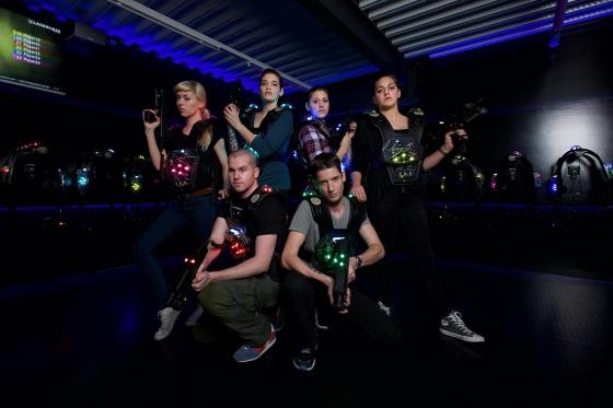 Lasertag in Zürich - für Kinder bis 16 Jahren  [article_picture_small]