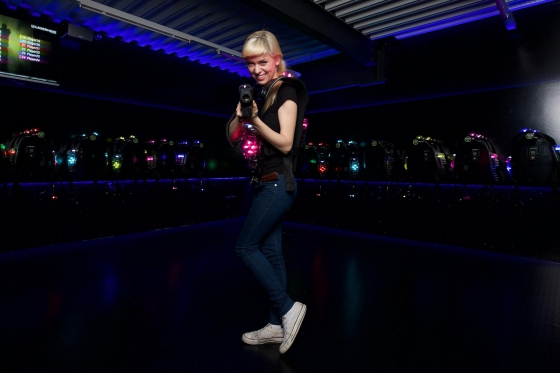 Lasertag in Zürich - für Kinder bis 16 Jahren 1 [article_picture_small]