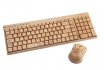 Bambus Tastatur - mit Funkmaus  [article_picture_small]