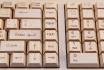 Bambus Tastatur - mit Funkmaus 3 [article_picture_small]