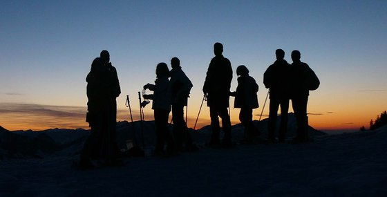 Schneeschuhwanderung - bei Mondschein mit Fondueplausch 3 [article_picture_small]