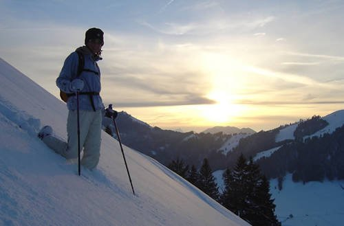 Schneeschuhwanderung - bei Mondschein mit Fondueplausch 4 [article_picture_small]