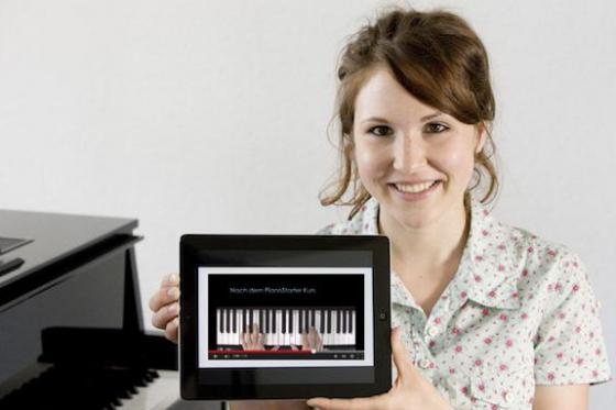 12 Monate Klavierkurs - Deluxe-Paket inkl. Pianoclub-Mitgliedschaft 1 [article_picture_small]