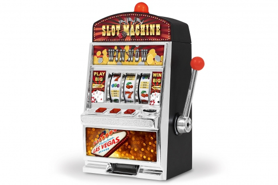 Casino Slot Machine - Einarmiger Bandit 1