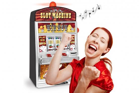 Casino Slot Machine - Einarmiger Bandit 2