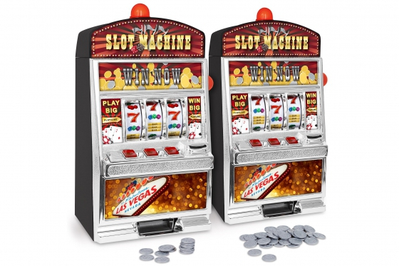 Casino Slot Machine - Einarmiger Bandit 3