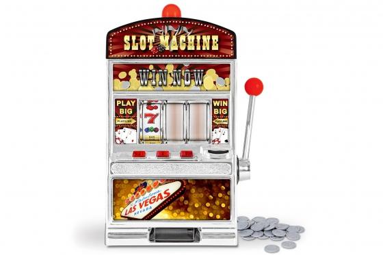Casino Slot Machine - Einarmiger Bandit 4