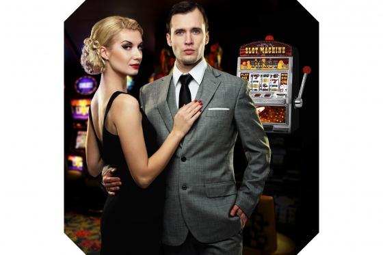 Casino Slot Machine - Einarmiger Bandit 5