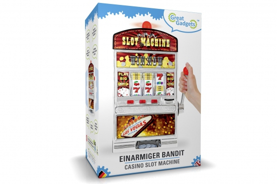 Casino Slot Machine - Einarmiger Bandit 6