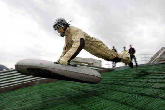 Airboarden - auf der Schanze Einsiedeln 3 [article_picture_small]