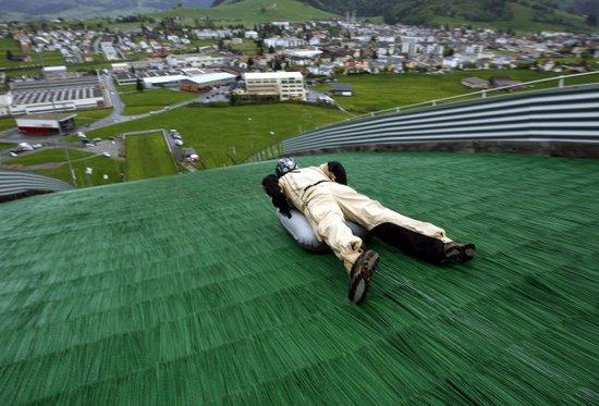 Airboarden - auf der Schanze Einsiedeln 4 [article_picture_small]