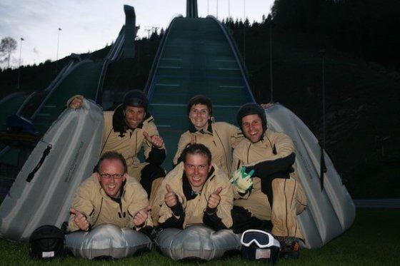 Airboarden - auf der Schanze Einsiedeln 6 [article_picture_small]