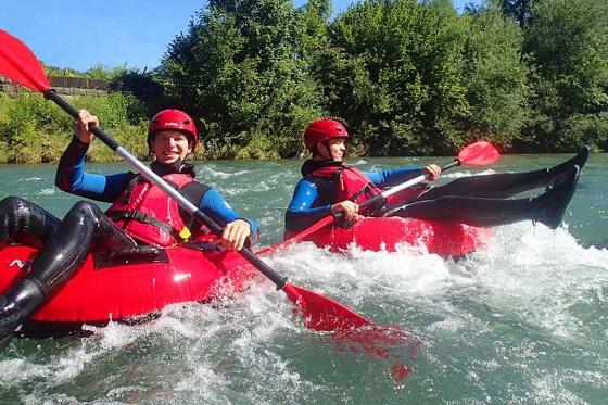 River Tubing für 2 - auf dem Vierwaldstättersee  [article_picture_small]
