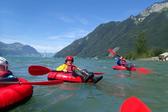 River Tubing für 2 - auf dem Vierwaldstättersee 2 [article_picture_small]