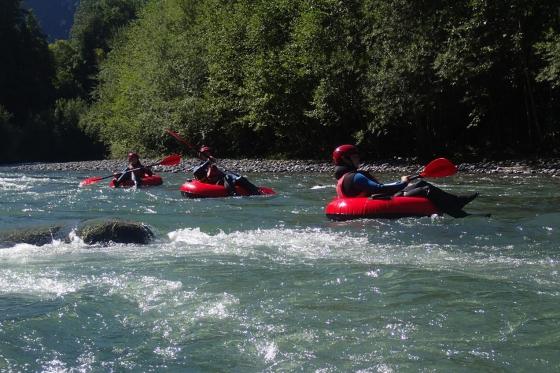 River Tubing für 2 - auf dem Vierwaldstättersee 3 [article_picture_small]