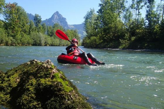 River Tubing für 2 - auf dem Vierwaldstättersee 4 [article_picture_small]