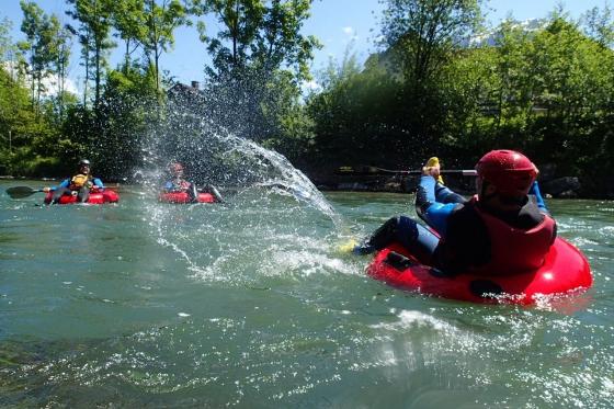 River Tubing für 2 - auf dem Vierwaldstättersee 5 [article_picture_small]