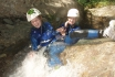 Canyoning-im Swiss Knife Valley 2
