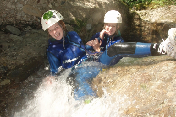 Canyoning - im Swiss Knife Valley 1 [article_picture_small]