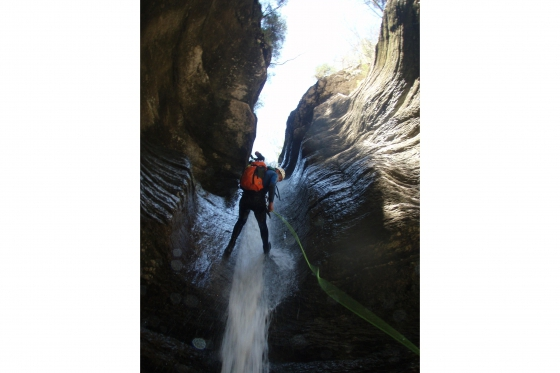 Canyoning - im Swiss Knife Valley 3 [article_picture_small]