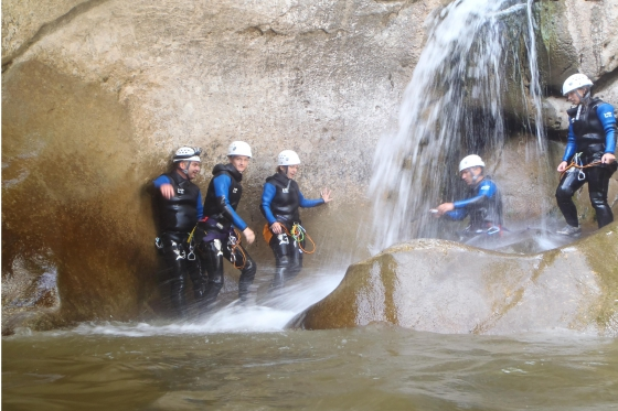 Canyoning - im Swiss Knife Valley 4 [article_picture_small]