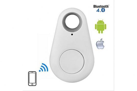 Schlüsselfinder iTag - Bluetooth weiss