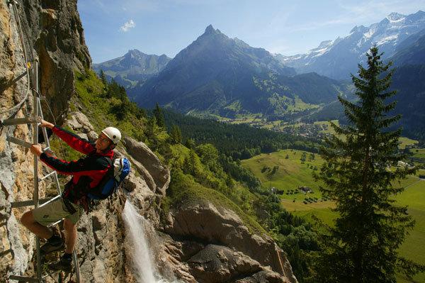 Klettersteig Allmenalp : Klettersteig mit guide top tour auf allmenalp geschenkparadies