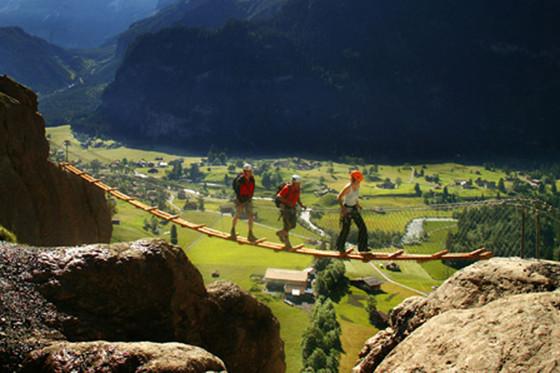 Klettersteig mit Guide - Top-Tour auf Allmenalp  [article_picture_small]