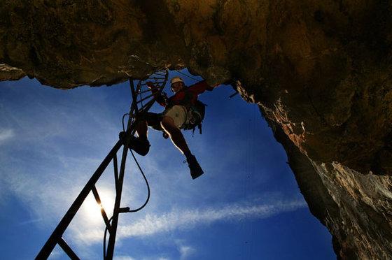 Klettersteig mit Guide - Top-Tour auf Allmenalp 1 [article_picture_small]