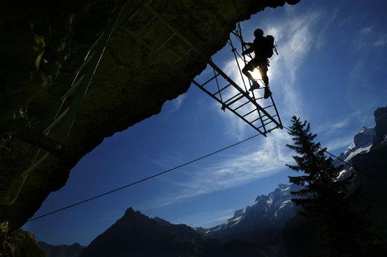 Klettersteig mit Guide - Top-Tour auf Allmenalp 5 [article_picture_small]