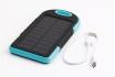 Solar Powerbank Blau - für Smartphone und USB-Geräte 1 [article_picture_small]