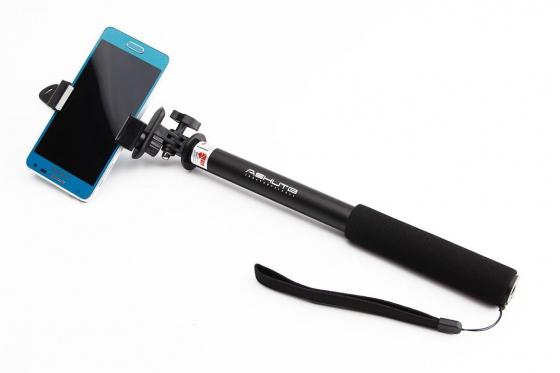 Selfie Stick professionnel - Avec trépied et télécommande 1