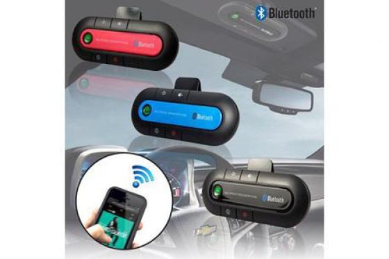 Kit mains libres auto - bluetooth 1