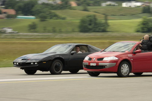 Besuch bei K.I.T.T - aus der Serie Knight Rider 6 [article_picture_small]