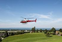 Vol en hélicoptère - Découvrir la Suisse (1 pers.)