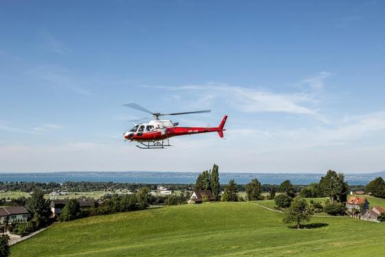 Helikopter Rundflug - Schweiz entdecken (1 Pers.)  [article_picture_small]