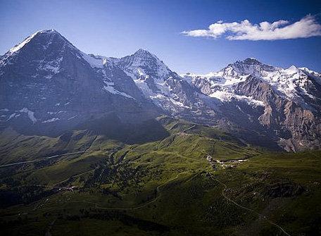 Helikopter Rundflug - Perlen der Schweiz! 2 [article_picture_small]