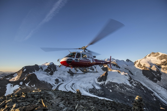 Helikopter Rundflug - Schweiz entdecken (1 Pers.) 3 [article_picture_small]