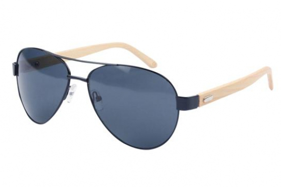 The Light Aviator - black lens