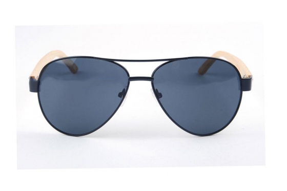 The Light Aviator - Black Lens 1