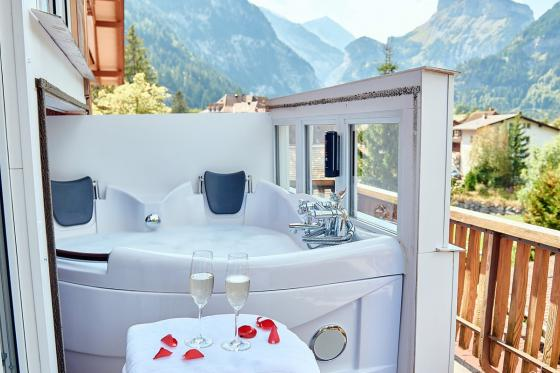 Loveroom avec jacuzzi - Romantisme pour 2 5 [article_picture_small]