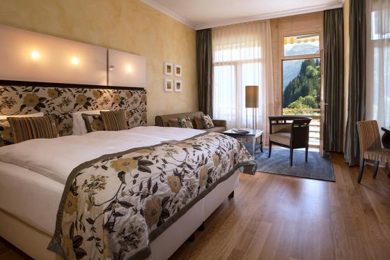 Wellness Übernachtung für 2 - inkl. Gourmet Menü im Hotel Lenkerhof 1 [article_picture_small]