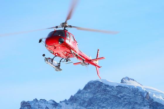 Helikopterflug -  inkl. Raclette-Plausch für 2 Personen | 20 Minuten Flug 4 [article_picture_small]