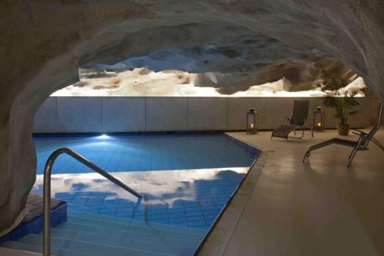 Détente aux thermes de Brigerbad - entrée aux bains et spa  [article_picture_small]