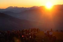 Déjeuner sur le Rigi pour 2 - Au lever du soleil, cartes journalières incluses! (sans abo 1/2 CFF)