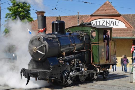 Voyage en train à vapeur - sur la reine des montagnes (pour personnes sans abonnements CFF) 2 [article_picture_small]